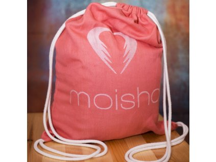 Baťůžek Moisha pro šátek na nošení dětí Cihlový
