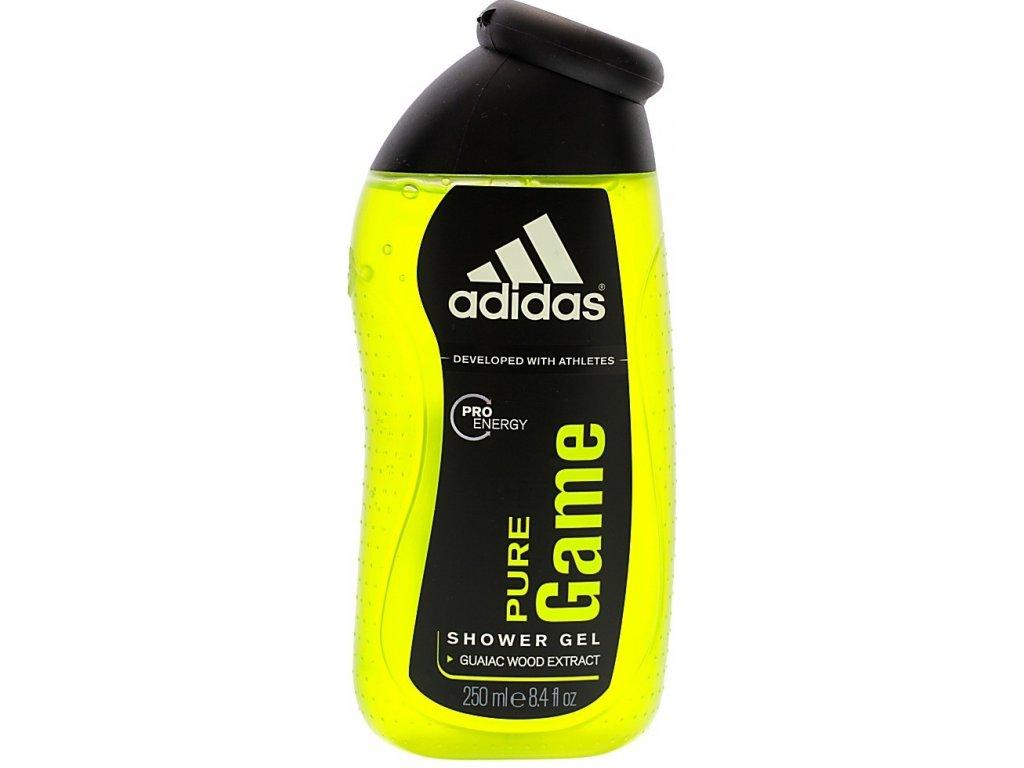 Adidas Pure Game Men sprchový gél 250 ml