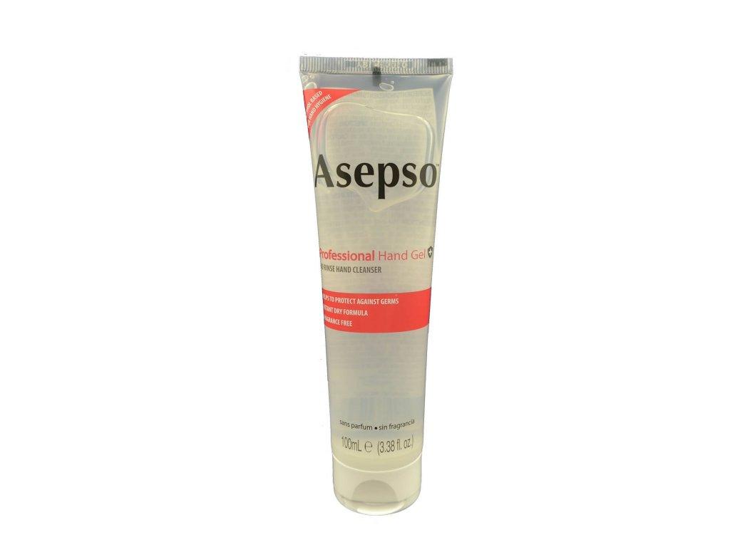 Asepso 100ml - dezinfekčný gél na ruky, 65%