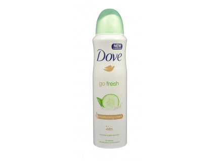 Dove deo Fresh Touch Cucumber150ml