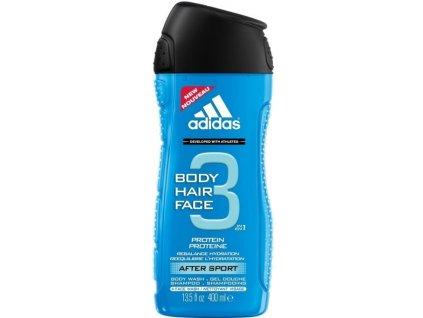 Adidas Active After Sport sprchový gél 400 ml