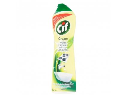 Cif cream 500ml Lemon