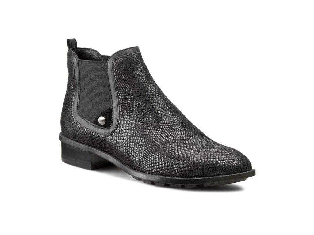 6b5e4b1993 Luxusné členkové topánky Big Star T274216 - MojaKabelka.sk