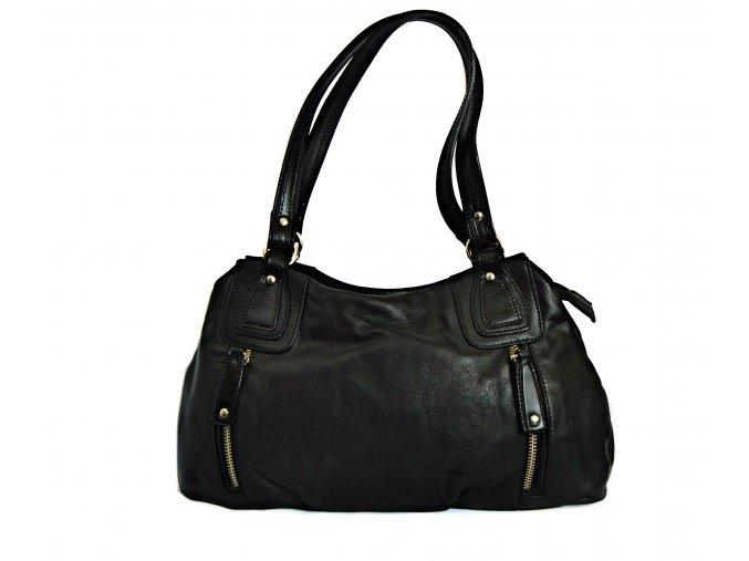Kožená kabelka Gianni Conti 588414