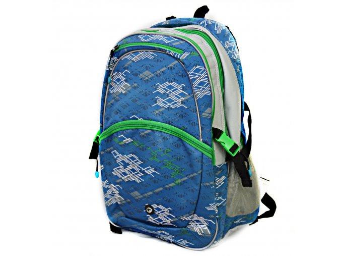 Školský batoh Madison 04 B Bagmaster