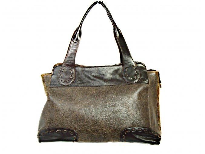 Luxusná kožená kabelka PATERS