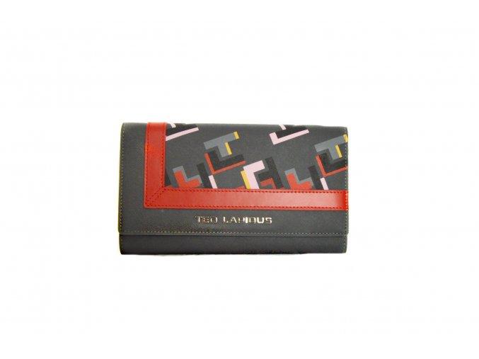 Luxusná dámska peňaženka TED LAPIDUS