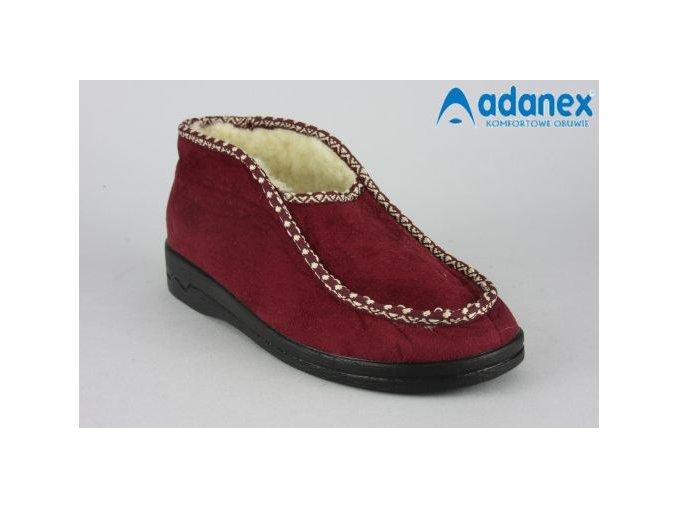 Papuče pre seniorov Adanex BIO 17013