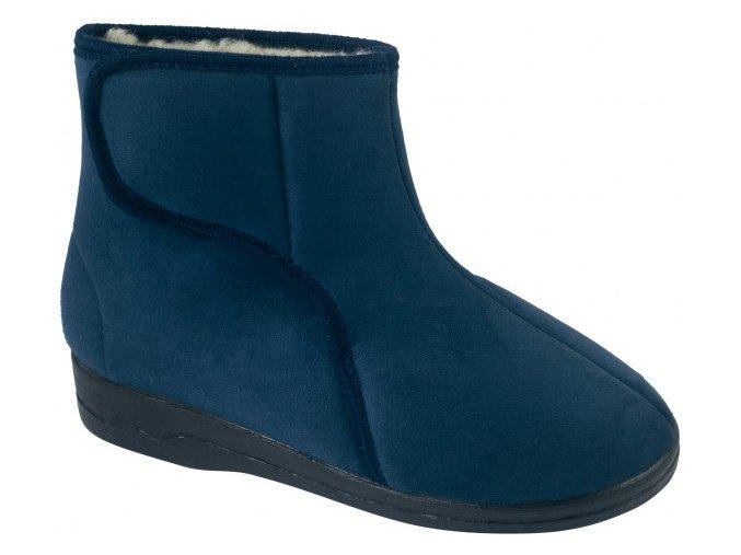 Dámske papuče pre seniorov Adanex 21067