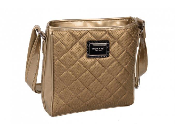 Zlatá kabelka monnari  BAG4030-023