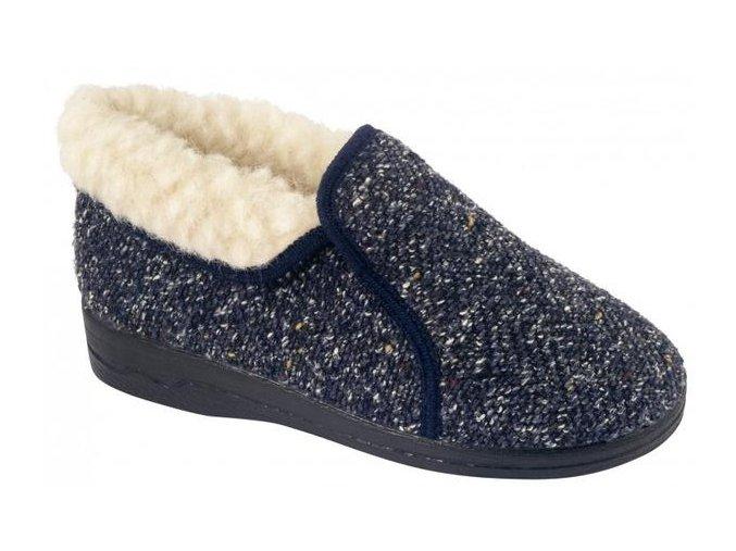 Dámske papuče pre seniorov ADANEX BIO 21072