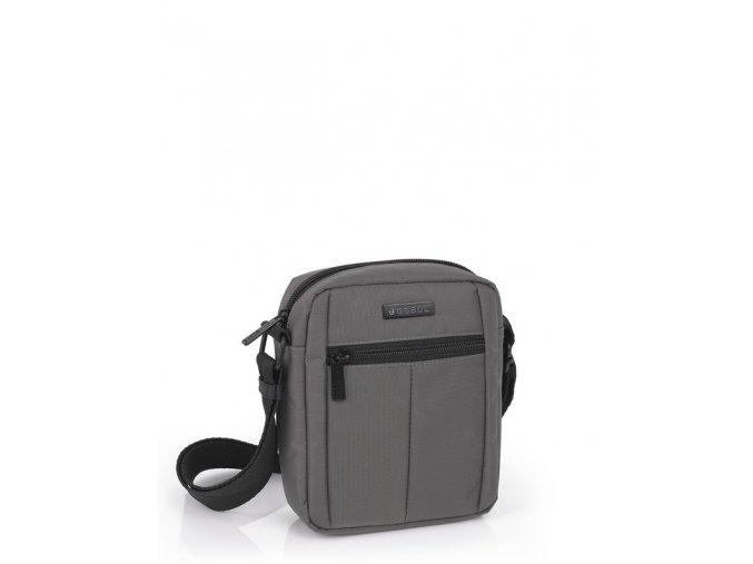 Menšia pánska taška GABOL 528202016 šedá