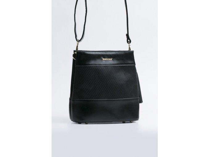 Kabelka Monnari BAG 7970 čierna