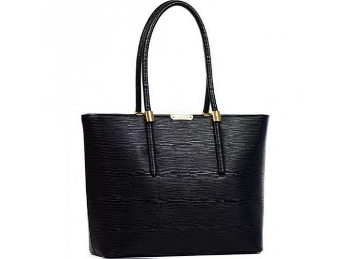 Dámska kabelka Daniele Donati 01-041 čierna