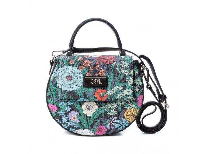 Luxusná dámska kabelka Xti 86088 kvety