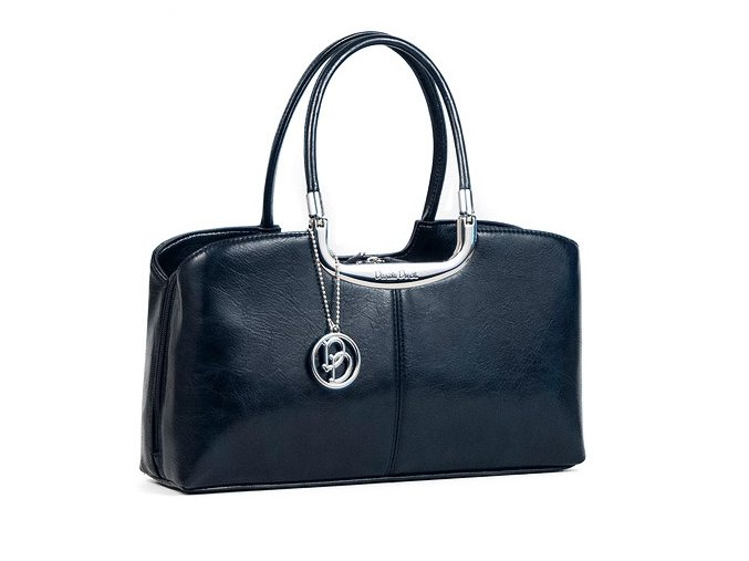 Luxusná kabelka Daniele Donati 01.357 čierna