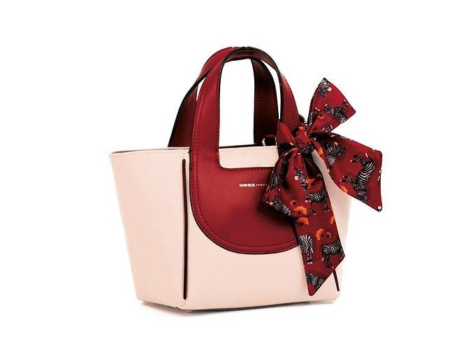 Dámska kabelka Daniele Donati 01.307.09 ružová
