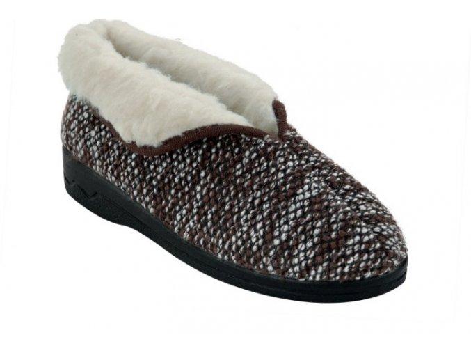 Dámske papuče pre seniorov ADANEX BIO 14681