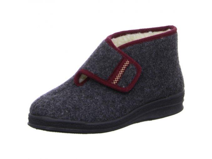 Dámske papuče pre seniorov Intermax 267059