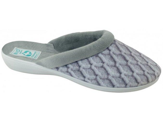 Dámske papuče ADANEX BIO 25576 s ALOE VERA