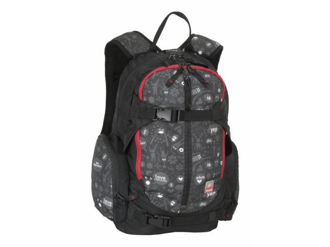 Školský batoh DELTA 01 B Bagmaster