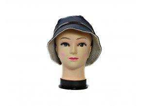 Tmavomodrý klobúčik