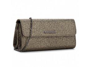 Zlatá listová kabelka Monnari - PABIA BAG9152023