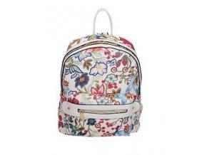 Dámsky ruksak VIVI Paris B19987 kvet