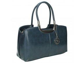 Luxusná kabelka Daniele Donati čierna