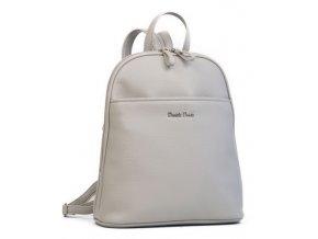 Dámsky luxusný ruksak Daniele Donati 01.914 šedý