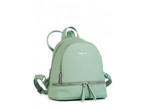 Dámsky luxusný ruksak Daniele Donati 01-021 zelený