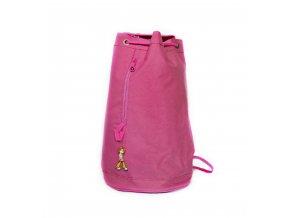 Detský vak Topgal v ružovej farbe