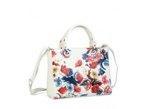 Dámska kabelka Daniele Donati 01.233.69 kvet