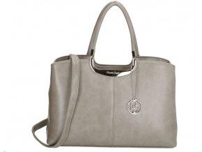 Luxusná kabelka Daniele Donati 01.907.14 krémová