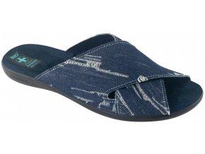 Papuče  pánske Adanex BIO 24692