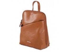 Dámsky luxusný ruksak Daniele Donati 01.098.21 camel