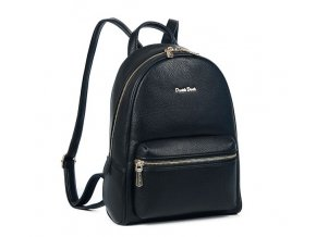 Dámsky luxusný ruksak Daniele Donati 01.244 čierny