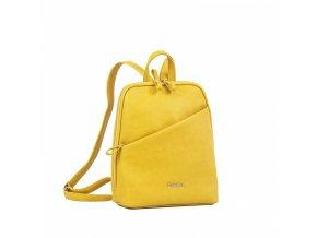 Dámsky luxusný vak Daniele Donati 01.098 žltý