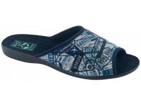 Dámske papuče ADANEX BIO 26709 s otvorenou špičkou