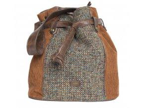 Dámska kabelka TANTREND 04703334 škoricová
