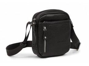 Pánska  taška cez rameno Daniele Donati 03.035.00 čierna