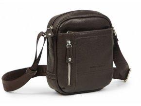 Pánska  taška cez rameno Daniele Donati 03.035.01 hnedá