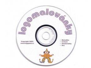 logomalovánky CD