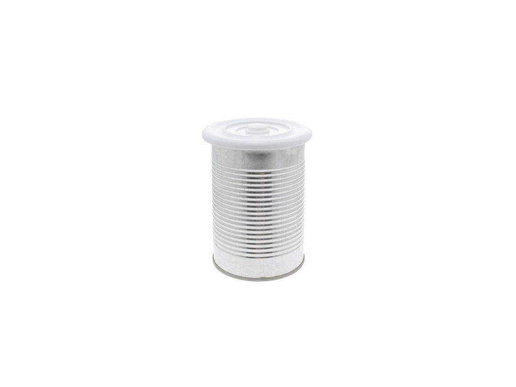 Víko vakuové 8,2cm univerzální bílé