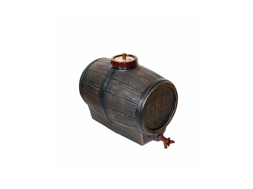 Plastový sud na víno 50L PARAFÍN