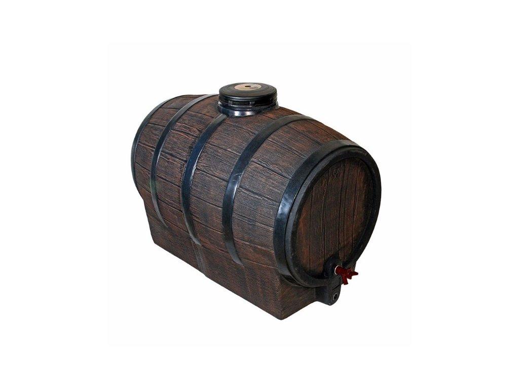 Plastový sud na víno 350L PARAFÍN