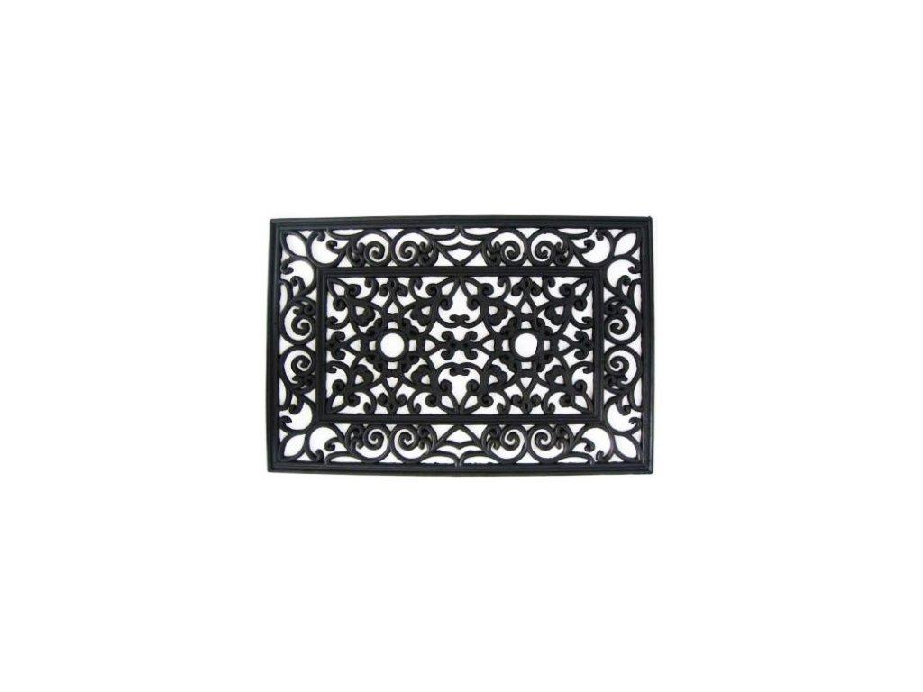 Rohož gumová dekor 40x60cm