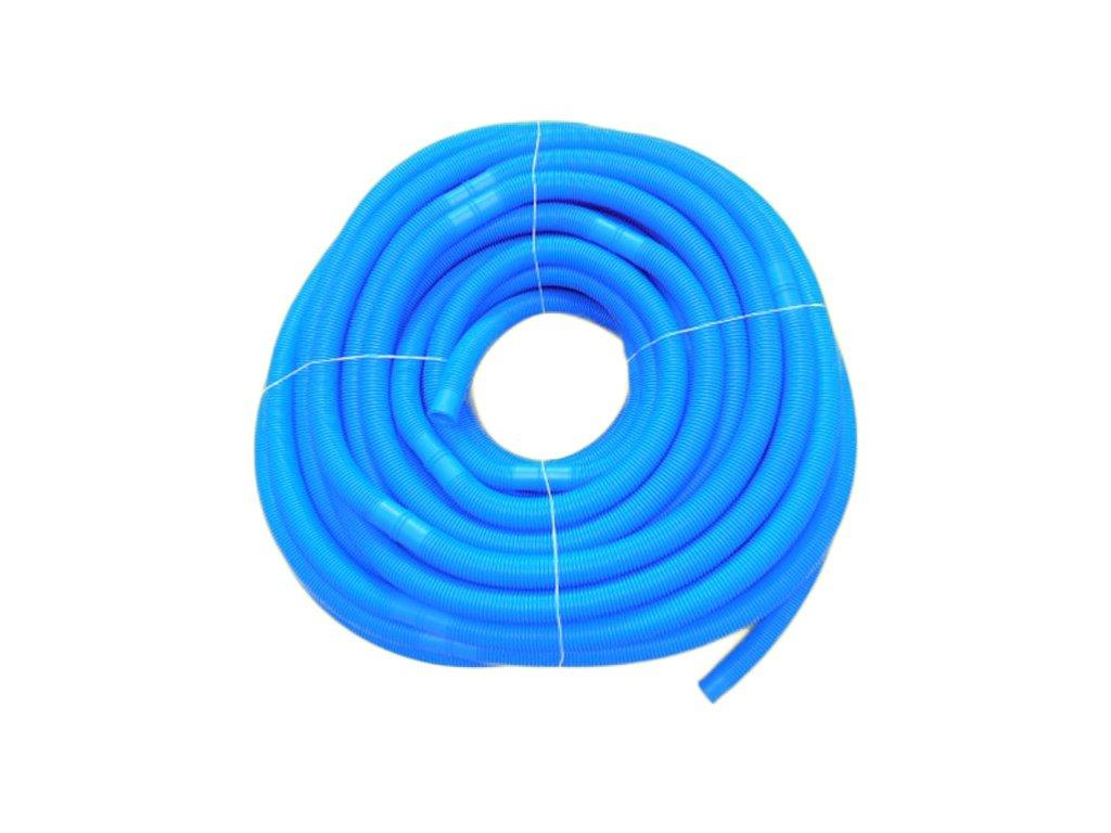 Bazénová hadice 38mm modrá - balení 51m