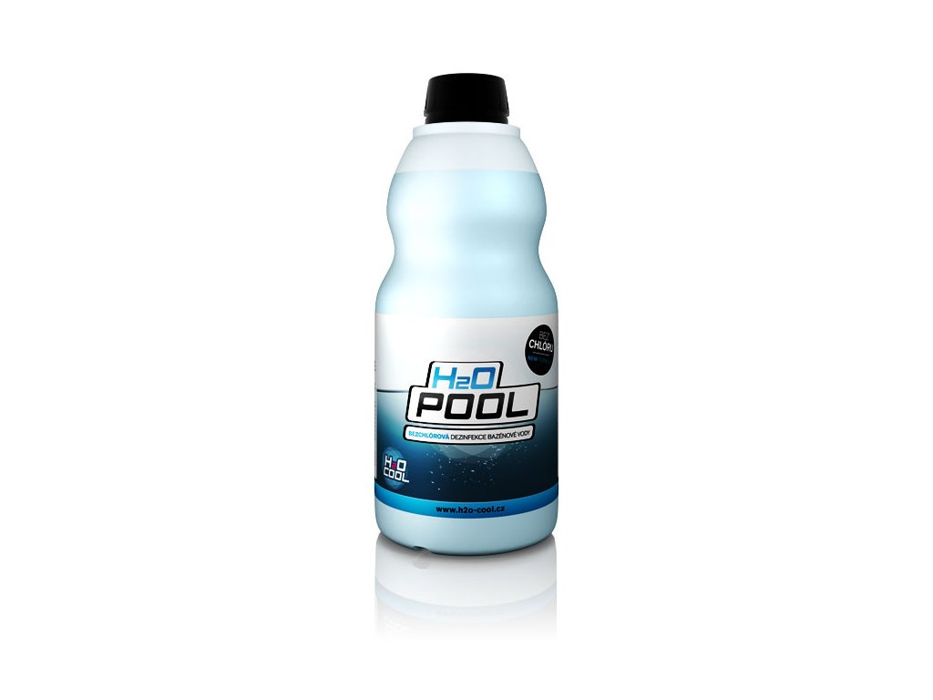 H2O POOL bezchlórová dezinfekce