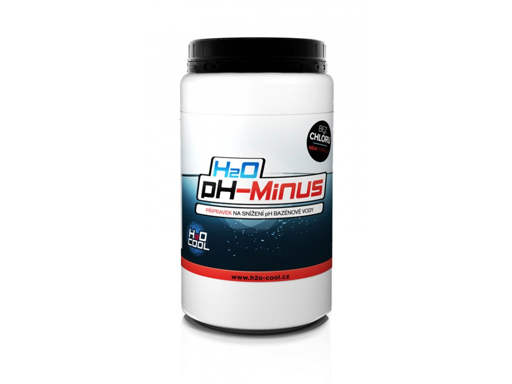 H2O pH MINUS